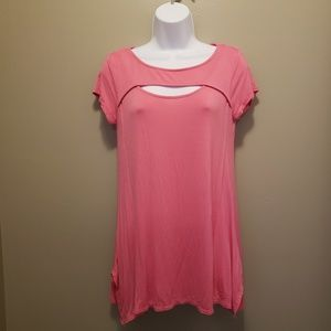 *Final Price* Ellen Tracy Soft Pink Top Size Small